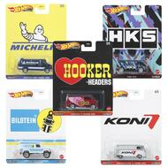 SPEED SHOP CAR CULTURE SET OF 5 1/64 SCALE DIECAST CAR MODEL BY HOT WHEELS DLB45-946K