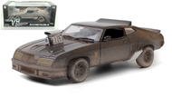 1973 FORD FALCON XB LAST OF THE V8 INTERCEPTORS WEATHERED 1/24 SCALE DIECAST CAR MODEL BY GREENLIGHT 84052