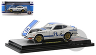 1970 NISSAN FAIRLADY DATSUN JDM Z432 GOODYEAR 1/24 SCALE DIECAST CAR MODEL BY M2 MACHINES 40300-83B