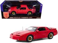 1988 PONTIAC TRANS AM T/A GRAN TURISMO AMERICANO GTA 1/18 SCALE DIECAST CAR MODEL BY GREENLIGHT 13577