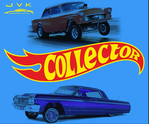 HOT WHEELS COLLECTOR ENAMEL LAPEL PIN JVK TOYS EXCLUSIVE LIMITED EDITION NUMBERED FROM 1 TO 100
