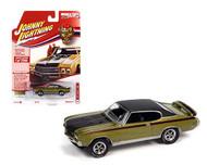 1971 BUICK GSX LIME MIST 1/64 SCALE DIECAST CAR MODEL BY JOHNNY LIGHTNING JLSP151