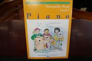 Alfred's Basic piano Library Notespeller Book Level 3