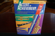 Alfred's Accent on Achievement B Flat Tenor Saxophone Book 1