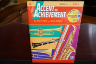 Alfred's Accent on Achievement Baritone B.C. Book 2 (w/ CD)
