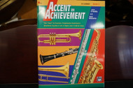 Alfred's Accent on Achievement B Flat Clarinet Book 3