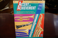 Alfred's Accent on Achievement B Flat Tenor Saxophone Book 3
