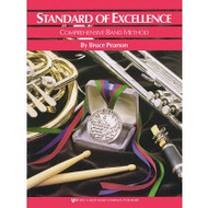Standard of Excellence Book 1 B Flat Tenor Saxophone