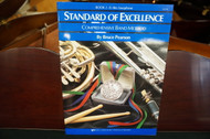Standard of Excellence Book 2 E Flat Alto Saxophone