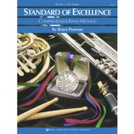 Standard of Excellence Book 2 B Flat Clarinet