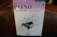 Piano Adventures Lesson Book Level 3B (2nd Edition)