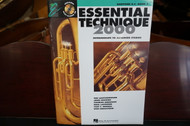 Essential Technique 2000 Intermediate/Advanced Baritone B.C. Bk. 3