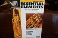 Essential Elements For Band Baritone B.C. Book 1