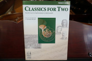 Classics For Two French Horn