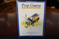 Alfred's Prep Course For The Young Beginner Solo Book Level E