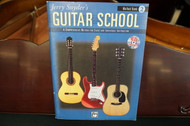 Jerry Snyder's Guitar School Method Book 2 (w/ CD)