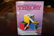 Bastien Piano Basics Theory Level 1