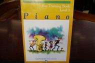 Alfred's Basic Piano Library Ear Training Book Level 3