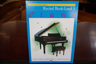 Alfred's Basic Piano Library Recital Level 5