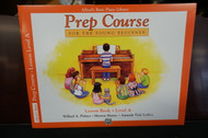 Alfred's Basic Piano Library Prep Course Lesson Level A
