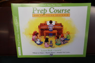 Alfred's Basic Piano Library Prep Course Lesson Book Level C