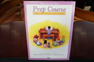 Alfred's Basic Piano Library Prep Course Lesson Book Level D