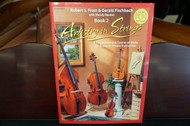 Artistry In Strings Double Bass Book 2 (w/ CD)