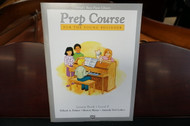 Alfred's Basic Piano Library Prep Course Lesson Book Level F