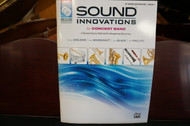 Alfred Sound Innovations for Concert Band, Bb Tenor Saxophone Book 1