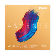 D'Addario Ascente Medium Tension 4/4 Violin String Set