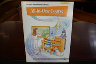 Alfred's Basic Piano Library All-in-One Course Book 3