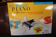 My First Piano Adventure Writing Book A Pre-Reading
