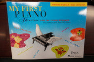 My First Piano Adventure Writing Book B Steps on the Staff