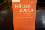 Muller Rusch Viola String Method Book 3 Lessons 61-90