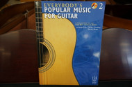 Everybody's Popular Music For Guitar Book 2