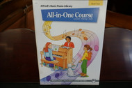 Alfred's Basic Piano Library All-in-One Course Book 4