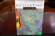 Guitar Time Popular Folk Level 3 Late Intermediate