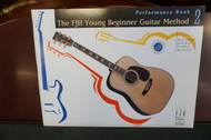 The FJH Young Beginner Guitar Method Performance Book 2