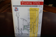 Essential Styles For the Drummer and Bassist Book 1 W/CD