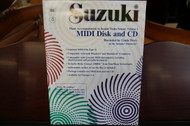 Suzuki Piano Accompaniment to Viola School Volume 1 MIDI Disk and CD