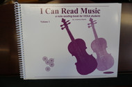 I Can Read Music Viola Volume 1