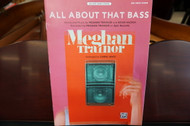 Meghan Trainor All About That Bass Big Note Piano