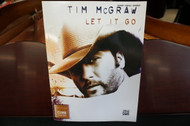 Tim McGraw Let It Go Piano/Vocal/Chords