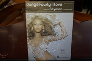 Dangerously in Love by Beyonce Piano/Vocal/Guitar