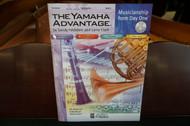 The Yamaha Advantage Trombone Book 1