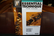 Essential Technique for Band Bb Clarinet Book 3