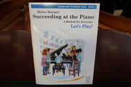 Helen Marlais' Succeeding at the Piano Lesson and Technique Book Grade 3