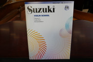Suzuki Violin School Volume 6 W/CD