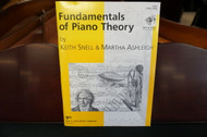 Fundamentals of Piano Theory Level Nine