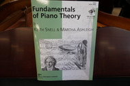 Fundamentals of Piano Theory Level Three